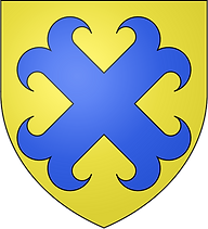 Armes de la famille de Broglie, source Wikipedia