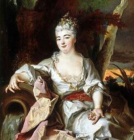 Princesse Palatine, source internet