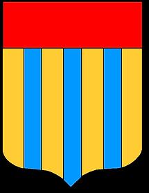 Armes de la famille Châteauneuf-Randon (Gévaudan), source X Gille