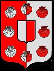 Armoiries de la famille Mel (Normandie), source X Gille