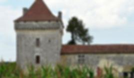 Château de Narbonne à Saint-Just (Dordogne), source Wikipédia