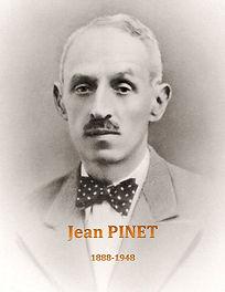 Jean Pinet (1888-1948) par Xavier Gille
