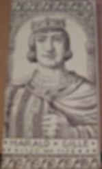 Harald Gille Roi de Norvège