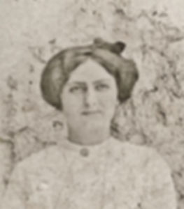 Marie Santacreu (juin 1912), source archives familiales