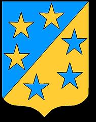 Armoiries de la famille Cymetière (Bourbonnais), source X Gille