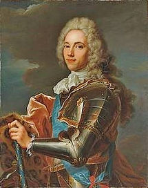 François Marie de Broglie Maréchal de France (1671-1745), source internet