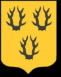Armoiries de la famille Corniac (Guyenne), source X Gille