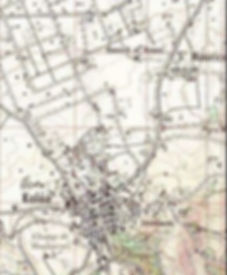Carte de Koléa et St-Maurice (Algérie)
