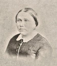 Anastasie Allain, source archives familiales