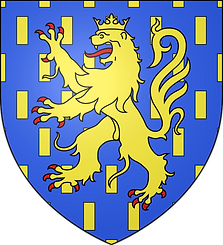 Armoiries de Franche-Comté, source Wikipedia