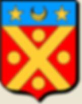 Armes de la famille d'Alby (Périgord), source X Gille
