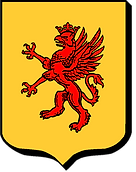 Armoiries de la famille de Veyrines (Velay-Forez), source X Gille
