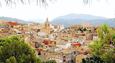Relleu (Alicante, Espagne)