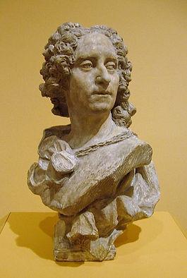 Buste de Noël Nicolas Coypel