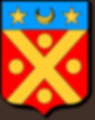 Armoiries de la famille d'Alby (Périgord), source X Gille