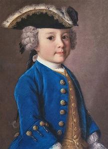 Portrait de Jacques de Chapeaurouge par Jean-Etienne Liétard (1752), source familiale