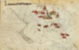 Saint-Victor-sur-Loire, Armorial d'Auvergne de Guillaume Revel, source Gallica