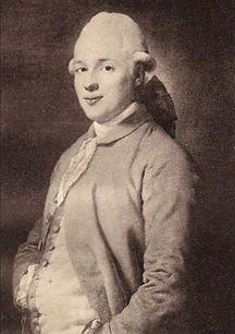 Portrait de Jacques de Chapeaurouge par Jean-Baptiste Perronneau, source SGG