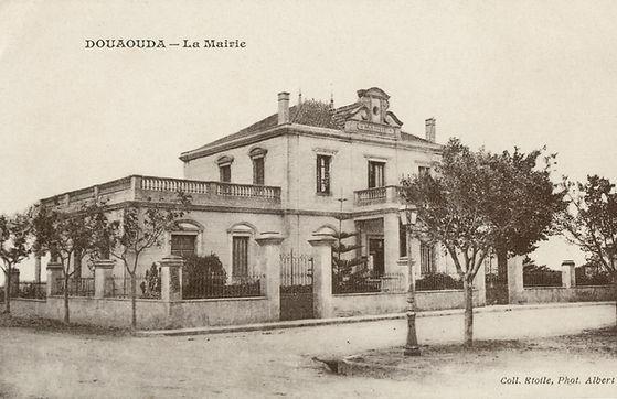 Mairie de Doauouda, Algérie