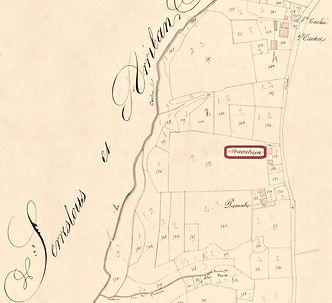 Cadastre napoléonien, Nauton, Hagetmau