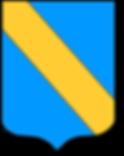 Armoiries de la famille de Berre (Provence), source X Gille