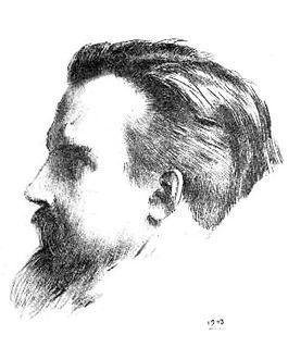 Portrait de Maurice Denis