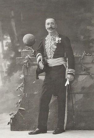 Henri Duréault, préfet de Bordeaux (1907), source archives familiales