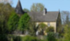 Château de la Tour à Ste-Nathalène (Dordogne), source Wikipédia