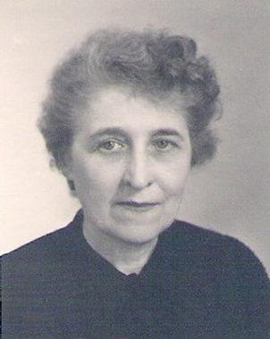 Antoinette Ruprich-Robert, source archives familiales