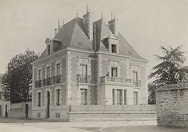 Maison Gille, boulevard de Fougères à Rennes, source archives familiales