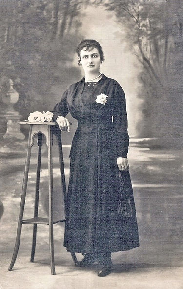 Marie Santacreu (1917), source archives familiales
