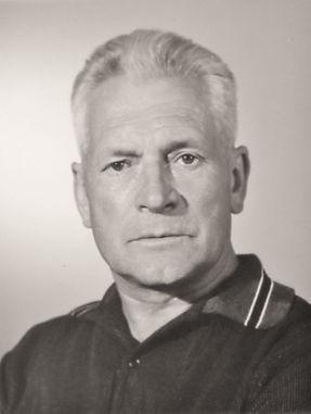 André Devaux (années 1960), source archives familiales