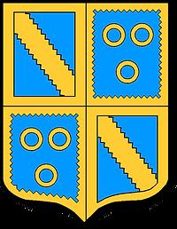 Armes de la famille Montjésieu (Gévaudan), source X Gille