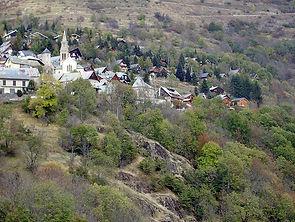 Huez (Isère), source internet