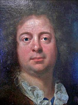 Portrait d'Antoine Coypel