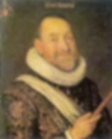 Portrait d'Aggripa d'Aubigné