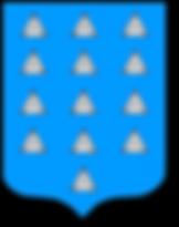 Armes de la famille Lachèze (Bordeaux), source X Gille