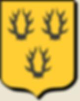 Armes de la famille Corniac, source X Gille