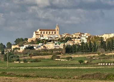Santa Margalida (Majorque), source internet