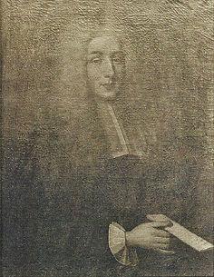Portrait de Louis Larré (1702-1749), source familiale