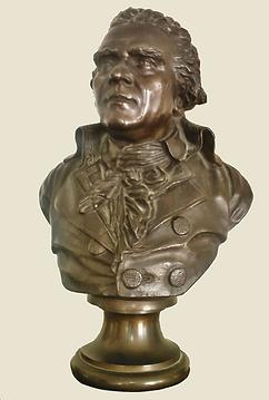 Buste de Daniel Doumerc, source familiale