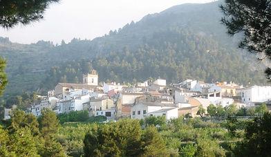 Penaguila (Alicante, Espagne)