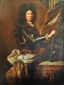 Louis François de Boufflers par H. Rigau