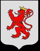 Armoiries de la famille Dupin (Normandie), source X Gille