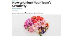 How to Unlock Your Family's Creativity