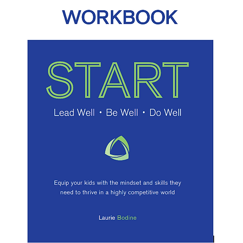 START Leadership: Family Workbooks