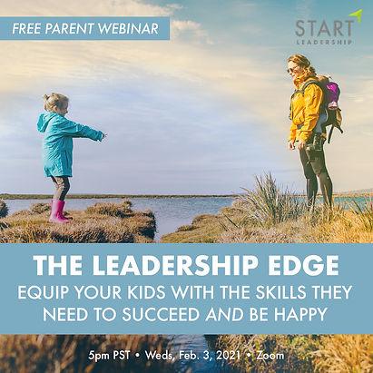 STARTWebinar Leadership Edge Image Final