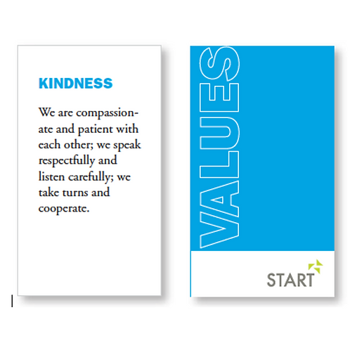 Values Card Deck