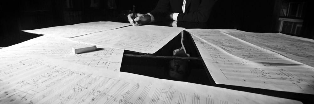 Paolo Cavallone compositeur