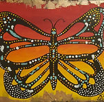 Whimsical Butterfly Canvas Paint Party.j